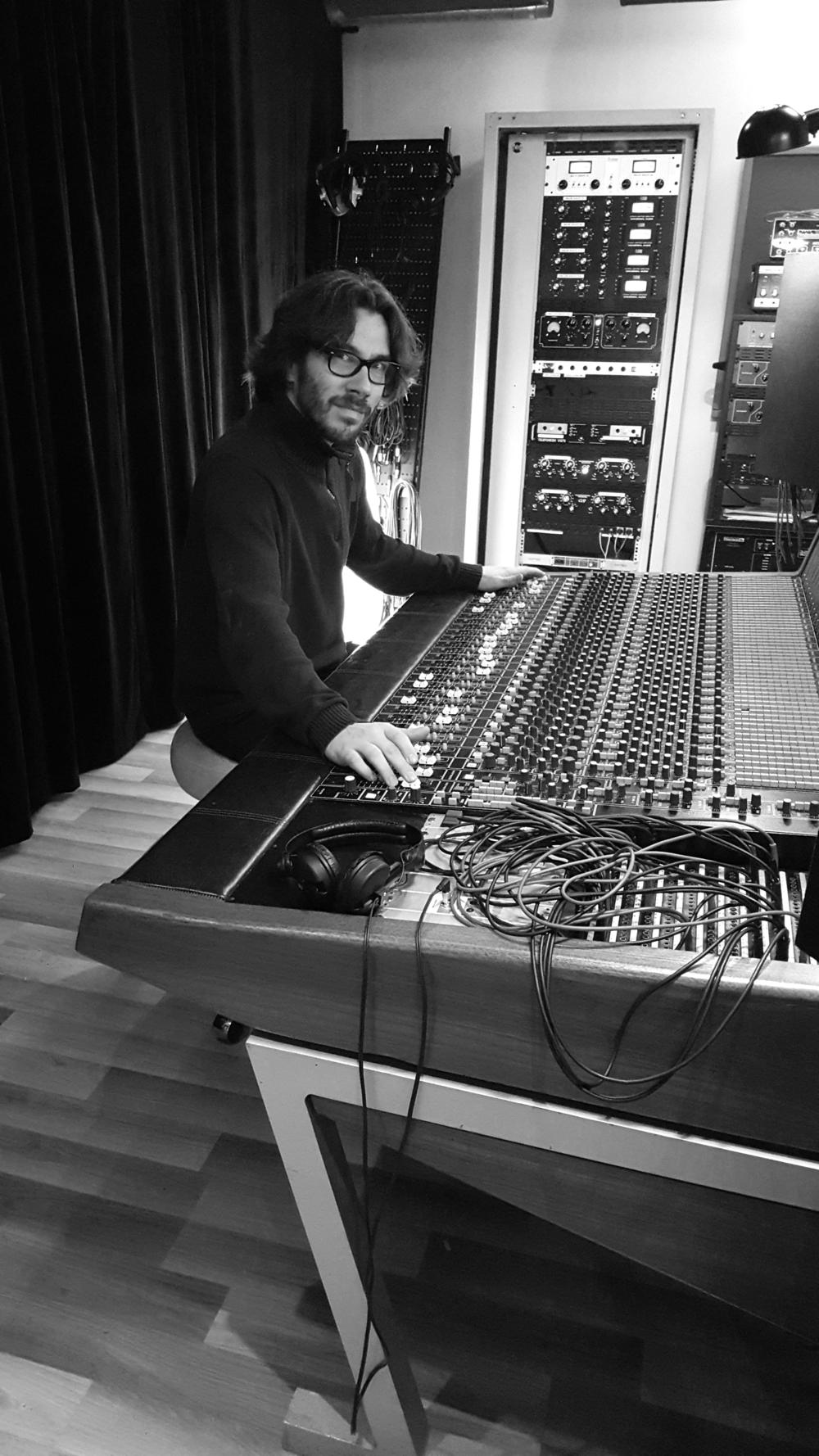 Studio Martin & Harrison, 2015