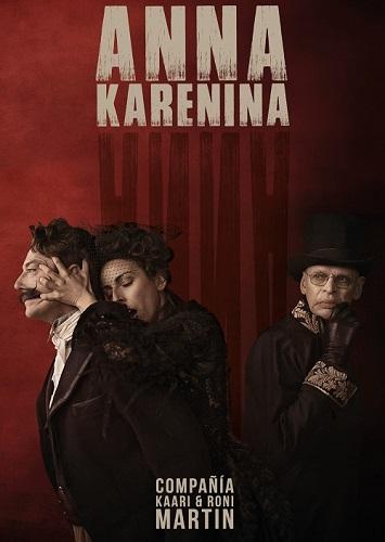 Compañía Kaari & Roni Martin - Anna Karenina Photo: Janne Mikkilä