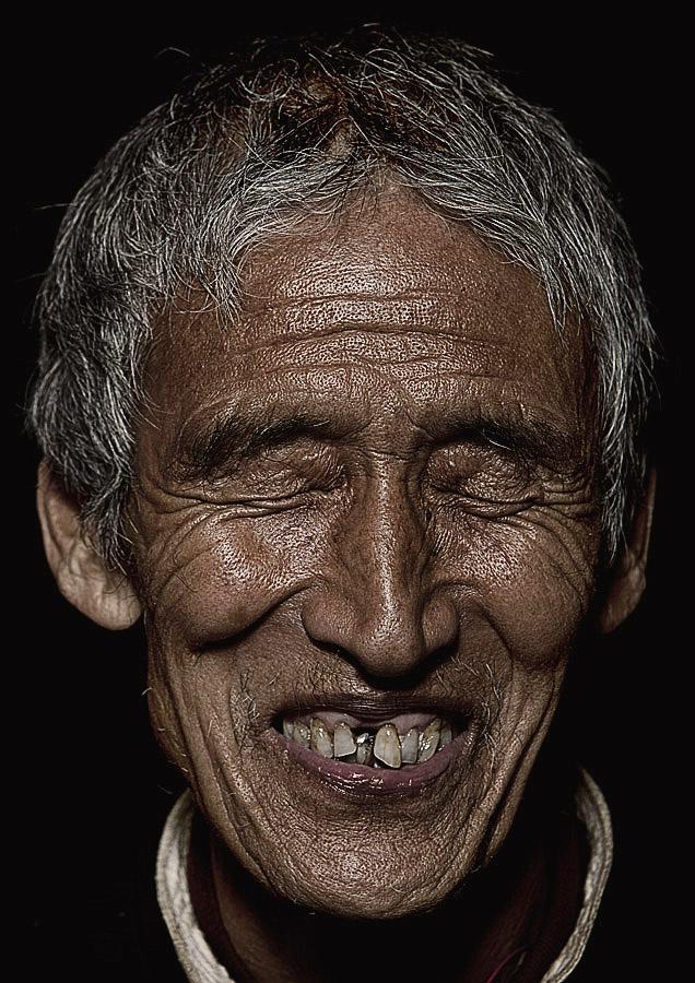 Lhundup Khechok 74 years old