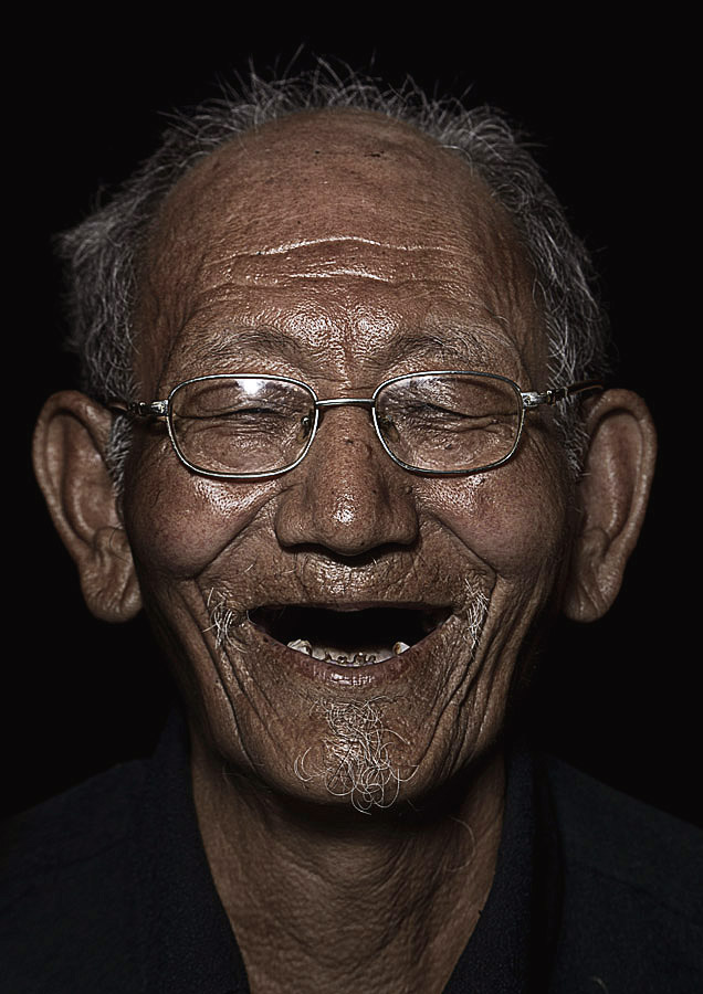 Kunga Chime 79 year old