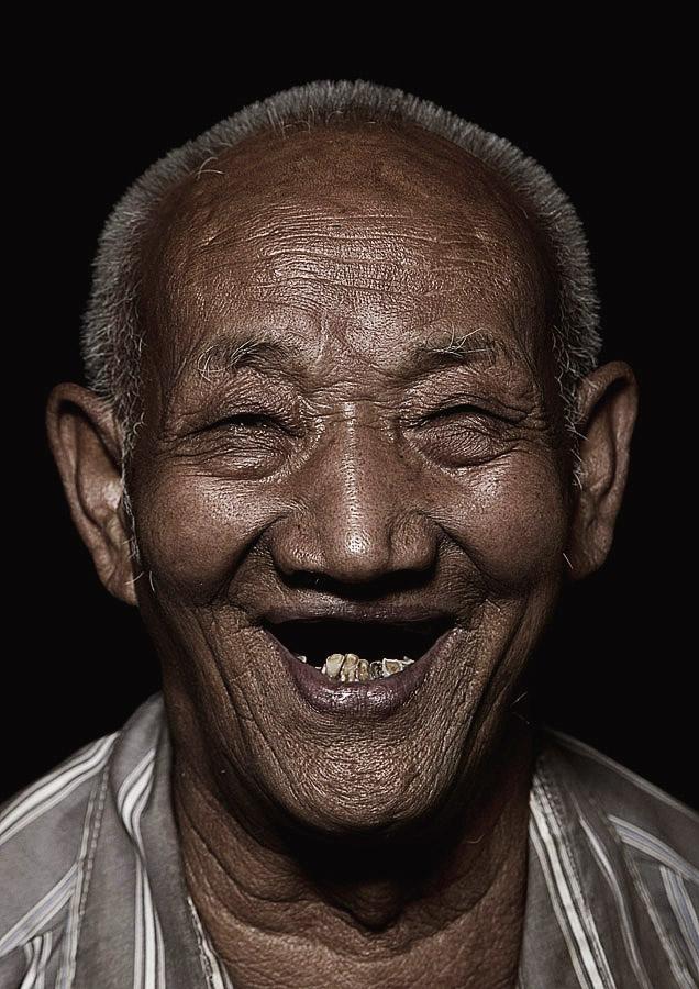 Karma Choedak 72 years old