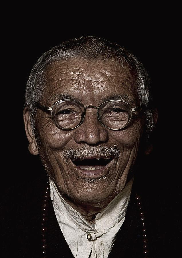 Lhundup Kalden 75 year old