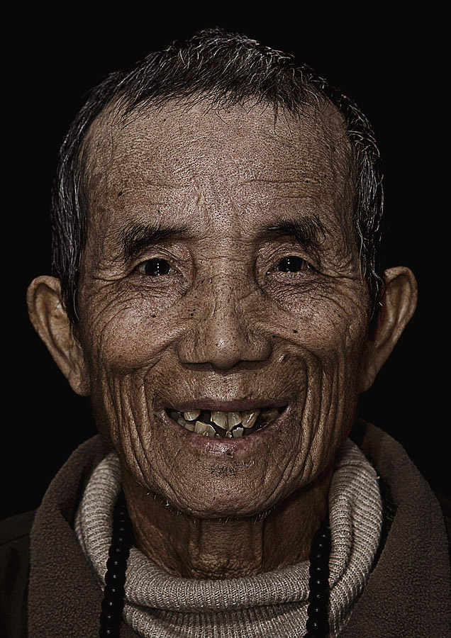 Gyaltsen 82 years old