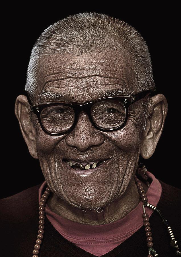Jigme Wangchuke 81 years old