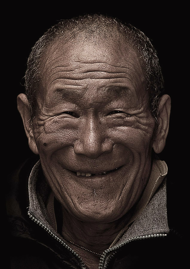Karma Dondup 78 years old