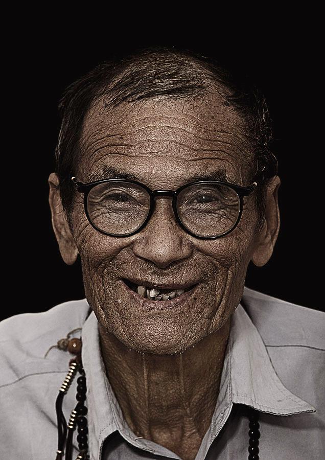 Kelsang Tenzin 72 years old