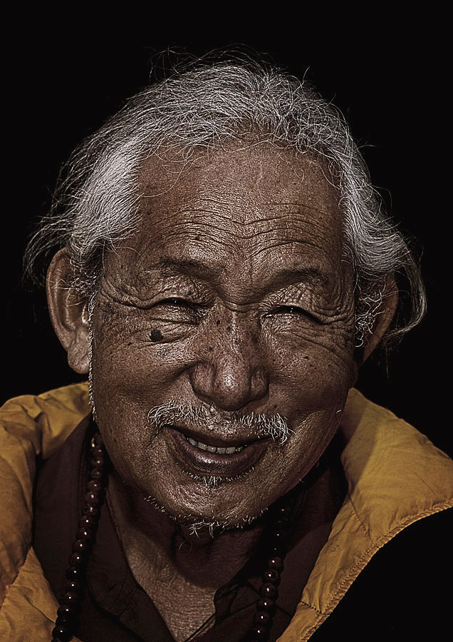 Lhamo 81 years old