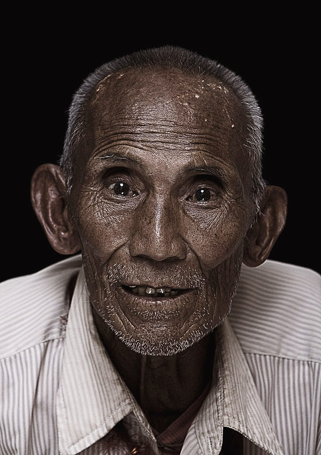 Lobsang Chodak 81 years old