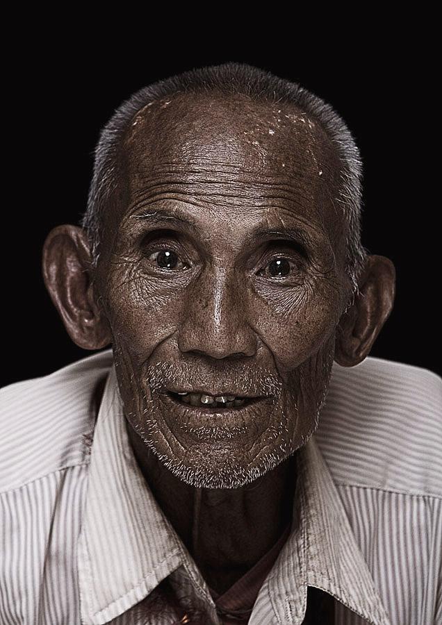 Lobsang Chodak 81 years old