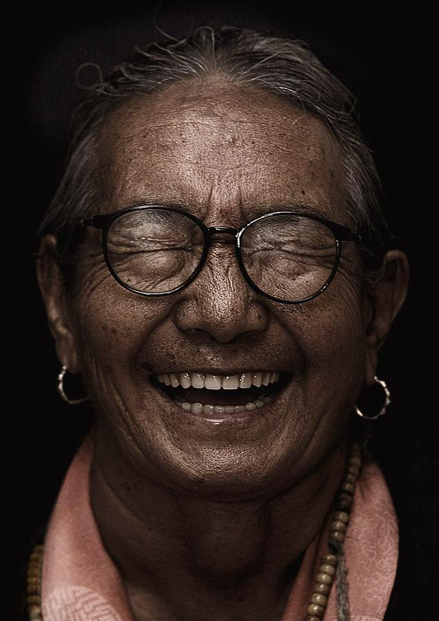 Tashi Chozom 65 years old