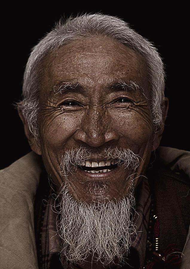 Tashi Tsering 66 years old