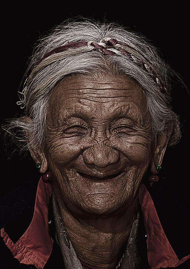 Kungsang Tsomo 80 years old