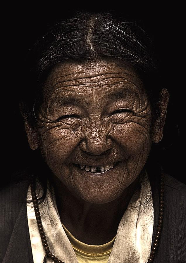 Tsering 69 years old