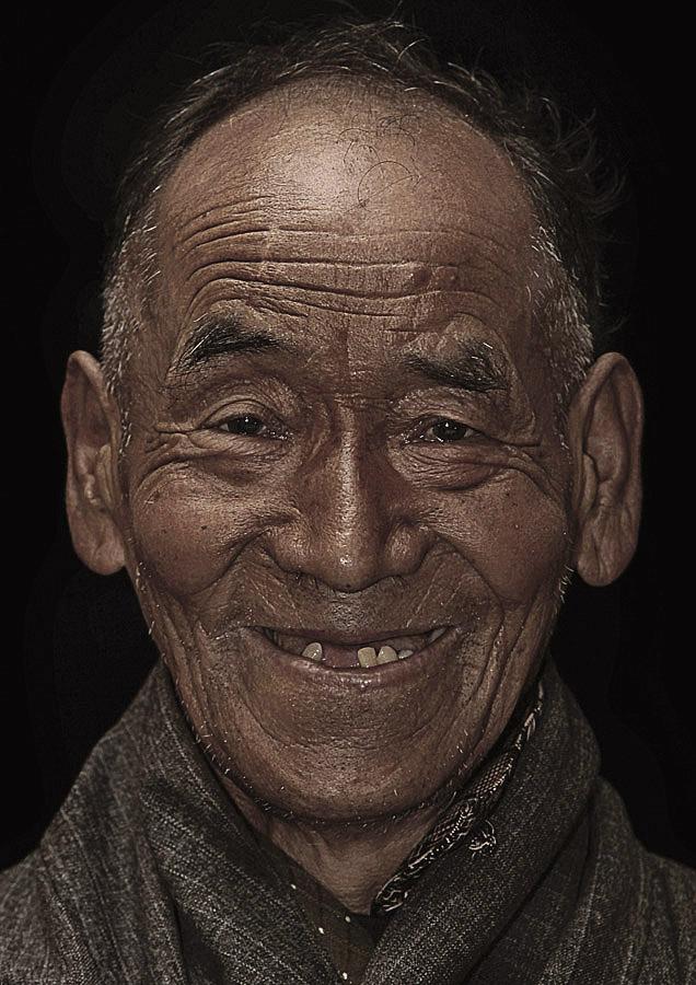 Tashi Dorjee 84 years old
