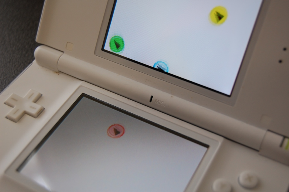In his dissertation, Farey Kayali expored Music Games on the Nintendo DS platform.