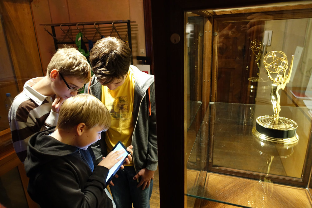 DIGITAL LEARNING IN MUSEUMS