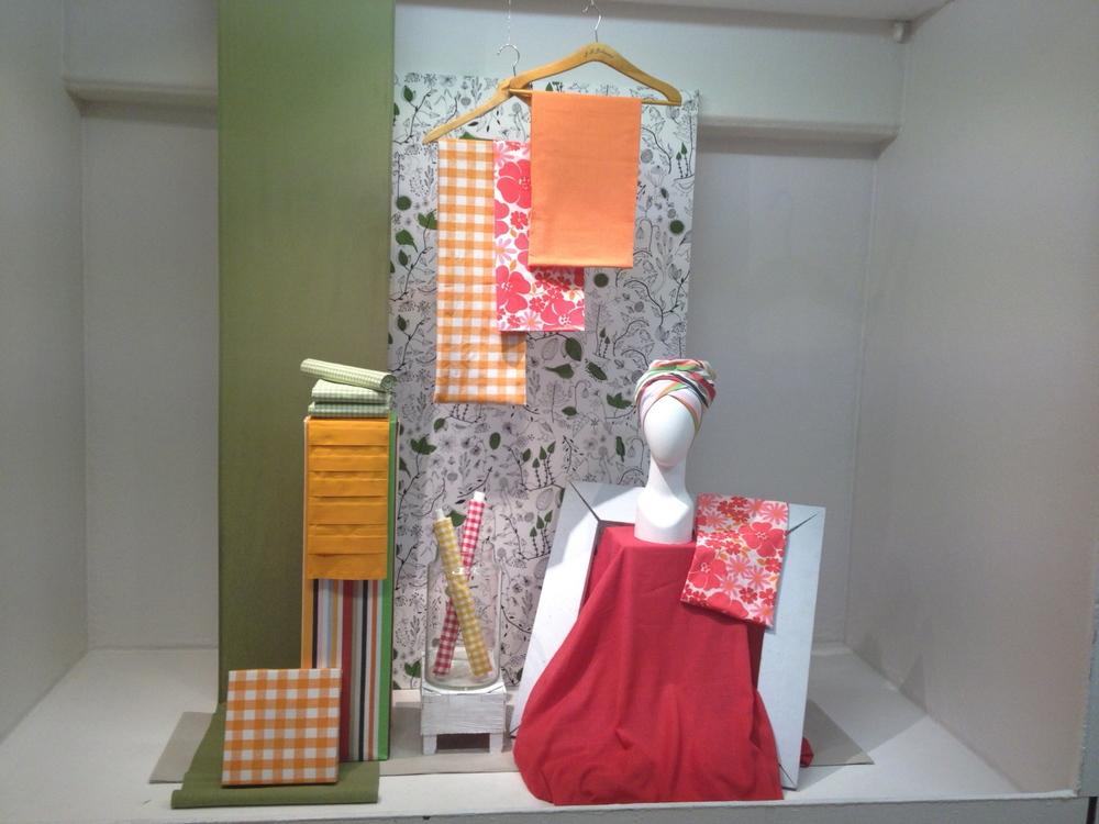 Exponering - Textil   Foto:  Palatsliv