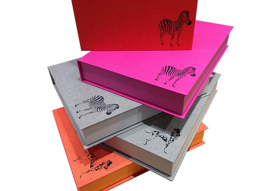 Foto:  Bookbinders Design