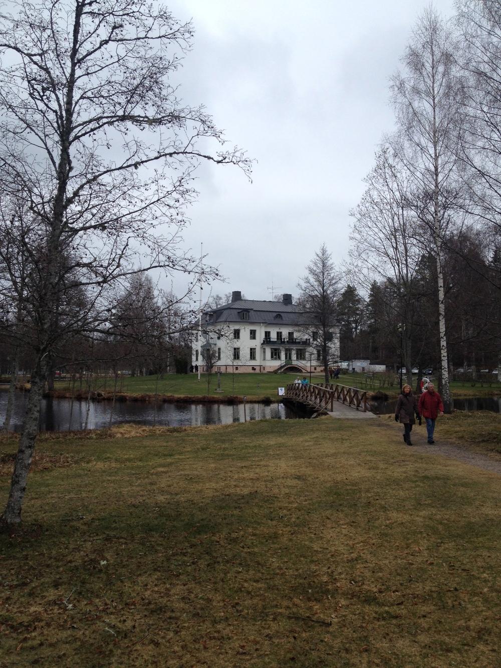 Nya Herrgården   Foto : Palatslliv