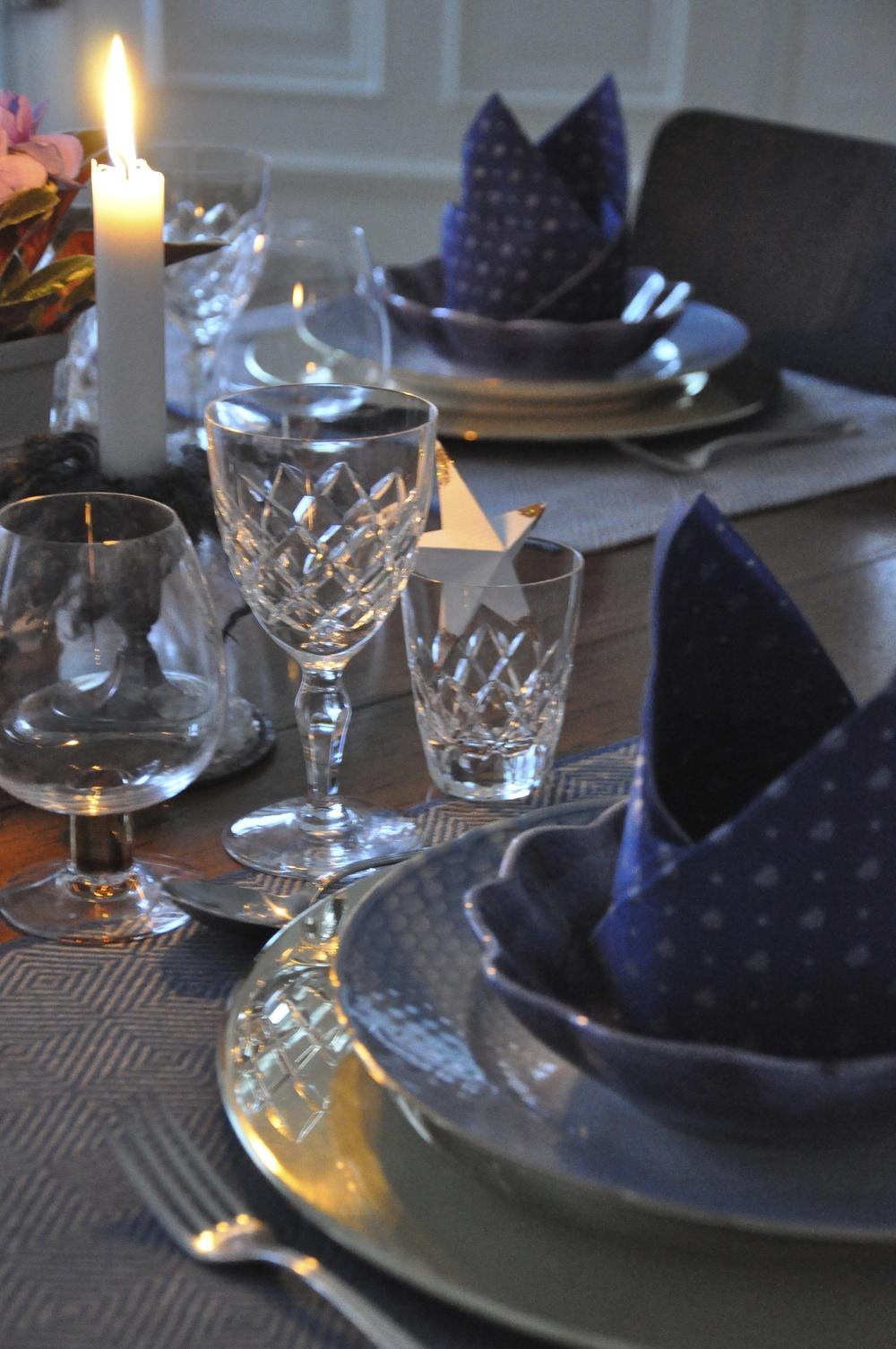 Vattenglas och vinglas Karolina och konjaksglas Nobel från Orrefors Foto: Palatsliv