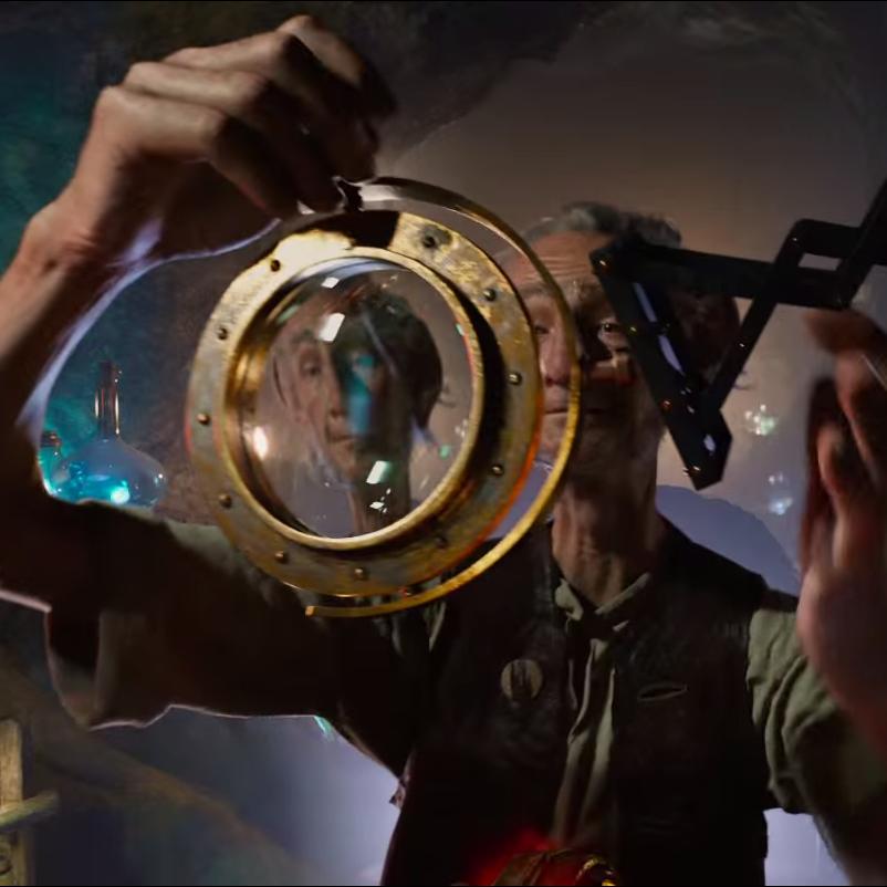 The BFG movie (Steven Spielberg) Dream Mixer 3D model made by Layne Howe at Weta Digital