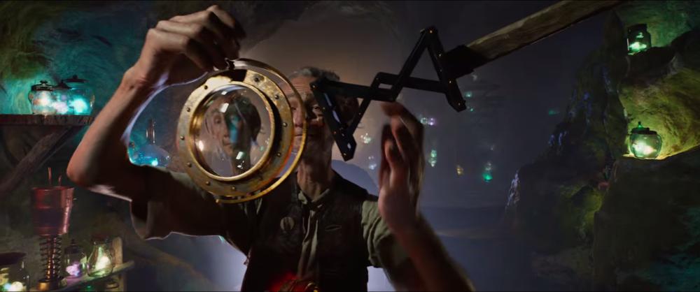 3D Modelling -Dream Mixer -BFG Movie (Weta Digital)