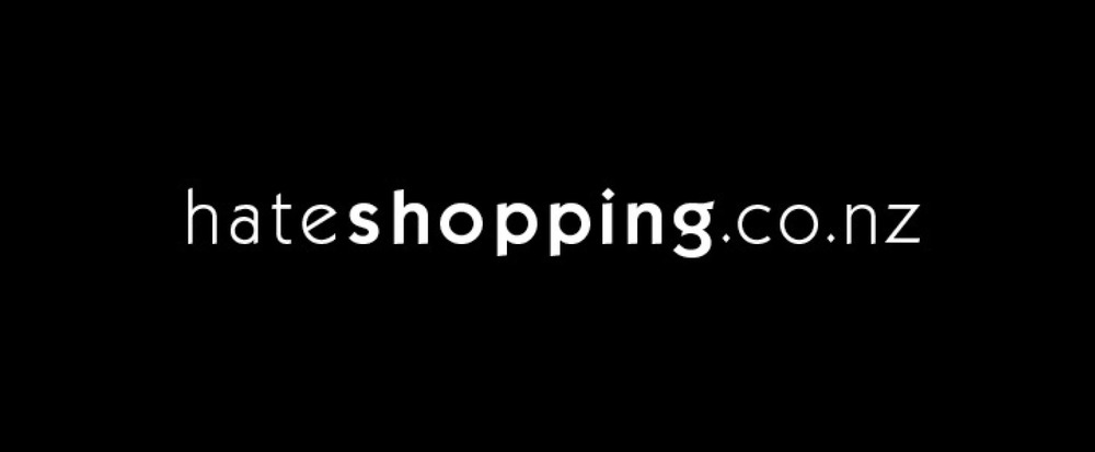 Logo Design -  Hate Shopping Ltd