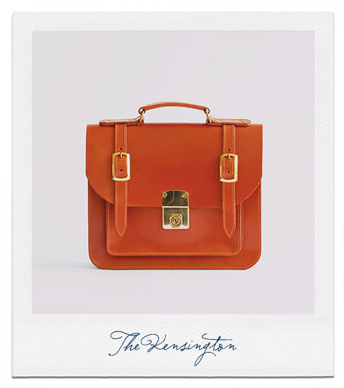 Belgrave Crescent | The Kensington Satchel