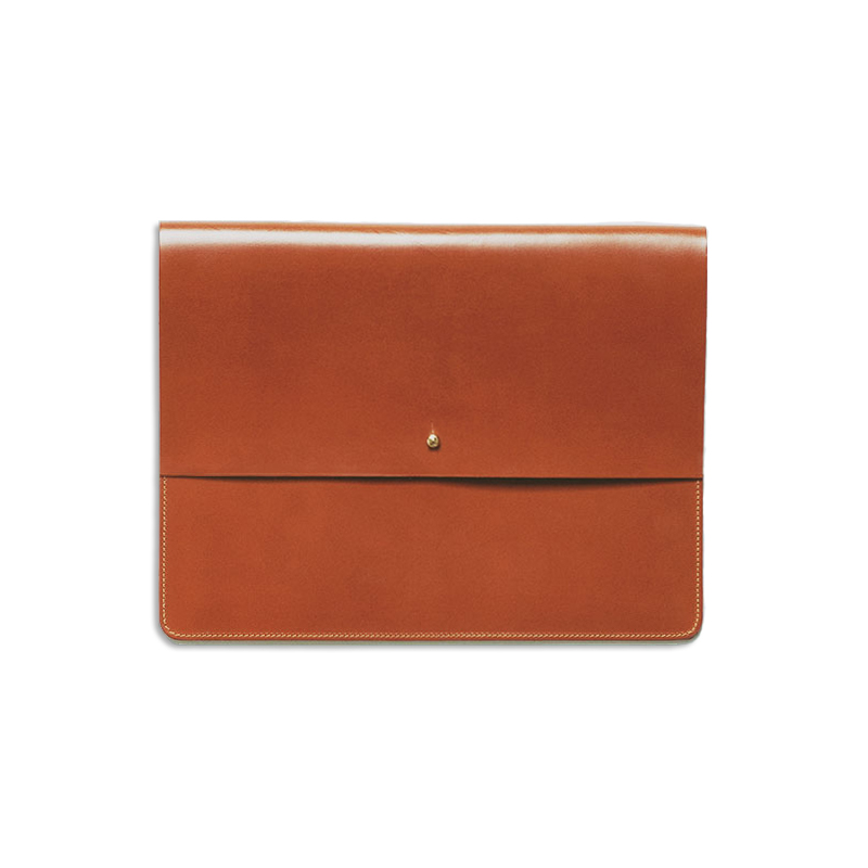 Belgrave Crescent Roxburgh Tablet Sleeve in Light Havana