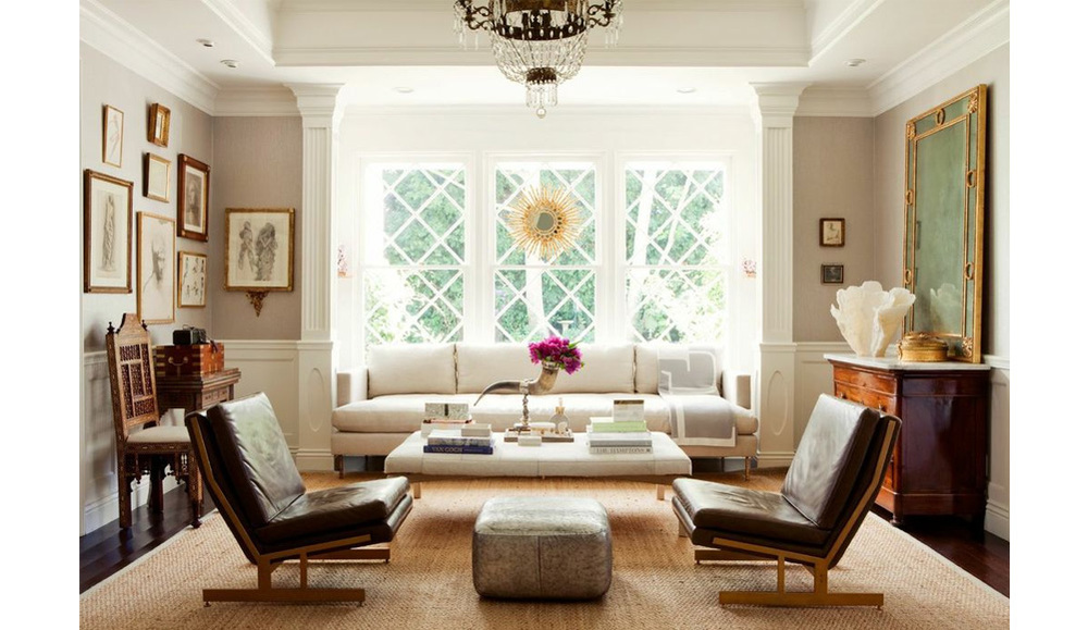 Interior Designer : Windsor Smith