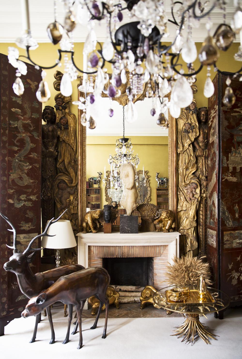 Places coco chanel 39 s paris apartment belgrave crescent for Paris home decorations