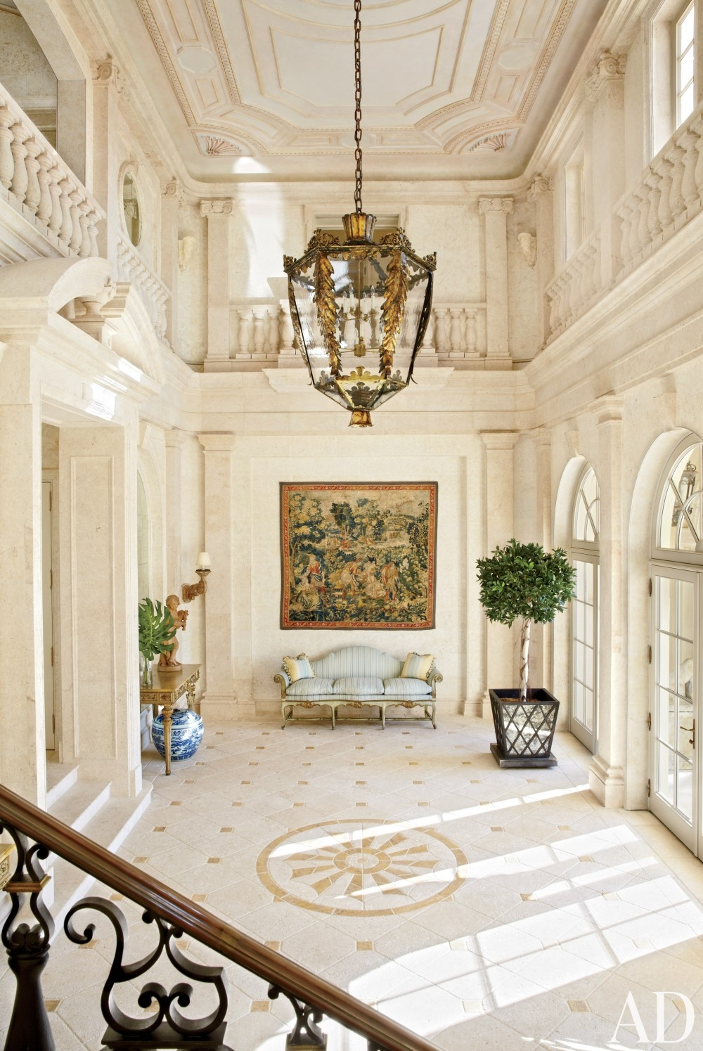 Interior Designer David Easton Inc Palm Beach Florida Belgrave Crescent