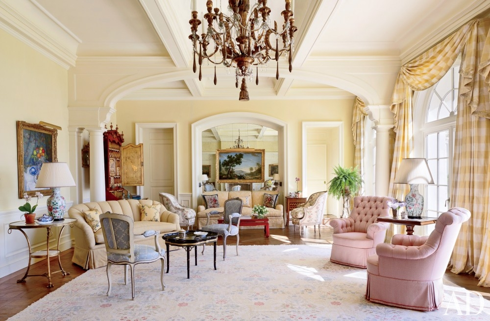 Interior Designer David Easton Inc Palm Beach Florida