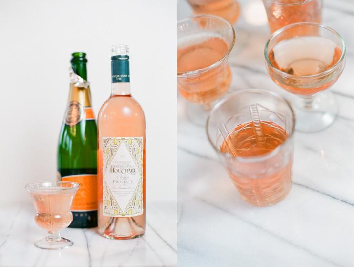 Recipe | Holiday Cocktail : Vin d'Orange