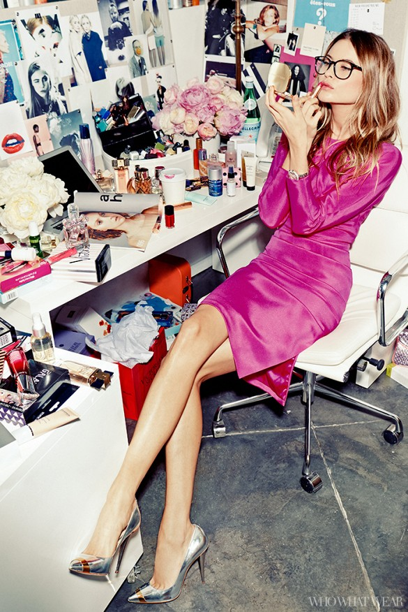 Style Inspiration | At the Office : Behati Prinsloo
