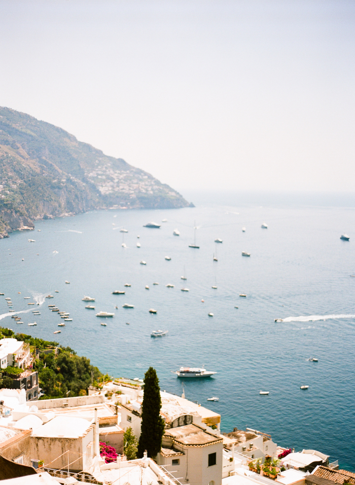 Travel: A Weekend in Positano