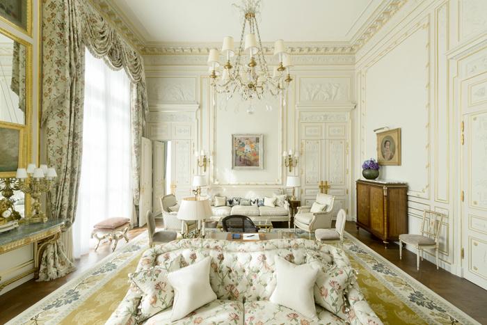 Place: The Ritz, Paris, Revisited