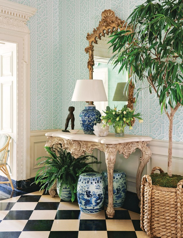 Décor Inspiration: Decorating with the Colour Blue
