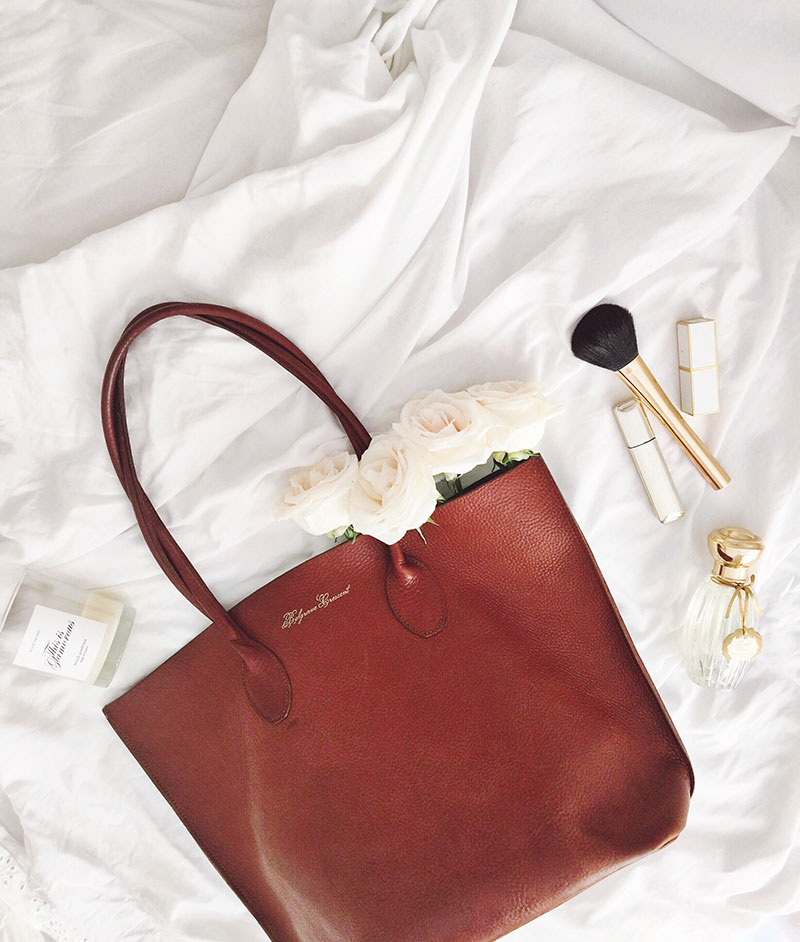 Featured this Week: The Tuscany Tote in Cognac