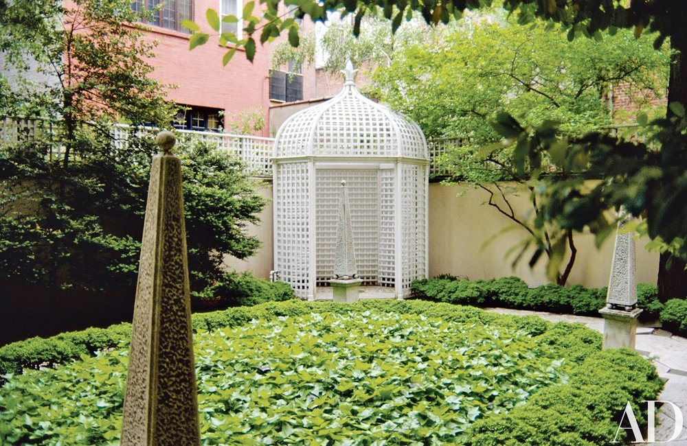 At Home With | The Late Bunny Mellon, Manhattan