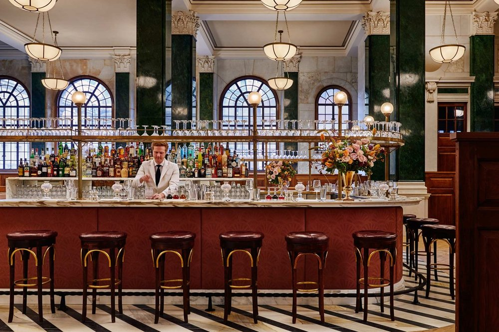 Places: The Ned London