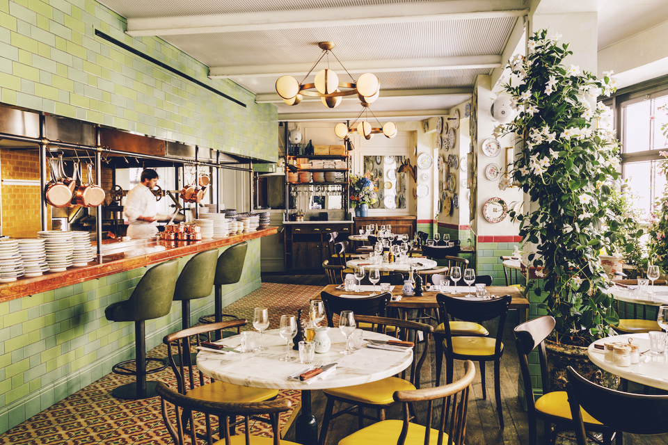 Places: Pink Mamma à Pigalle, Paris