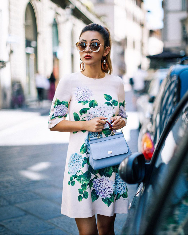 Style Inspiration: Jessica Wang, New York