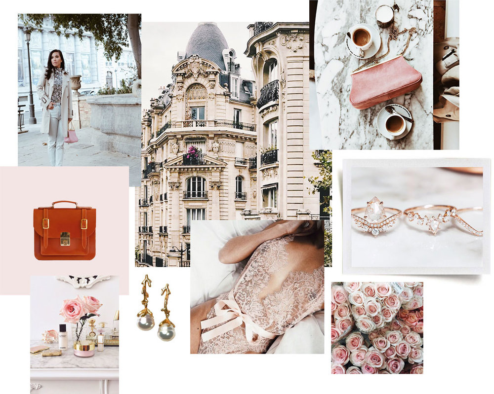 Roséline in sequins and the Bisous Bisous / Paris by @dana_chels / The Bisous Bisous Frame Clutch / The Kensington / photo via TIG / rings by everett / @thisisglamorous / Wish Upon a Starfish / roses by @kristenmarienichols