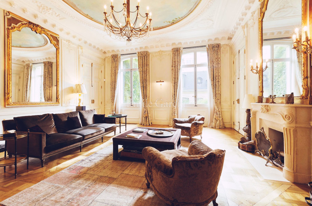 On the Market: Town Mansion for Sale in Paris 4th, Marais