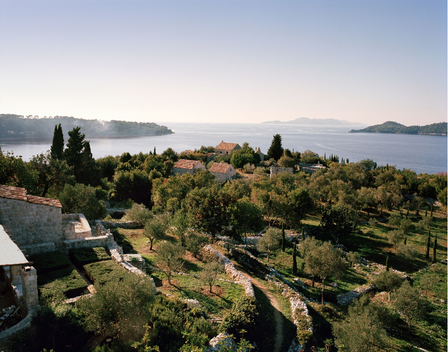 At Home With: Francesco Bergamo Rossi, Croatia