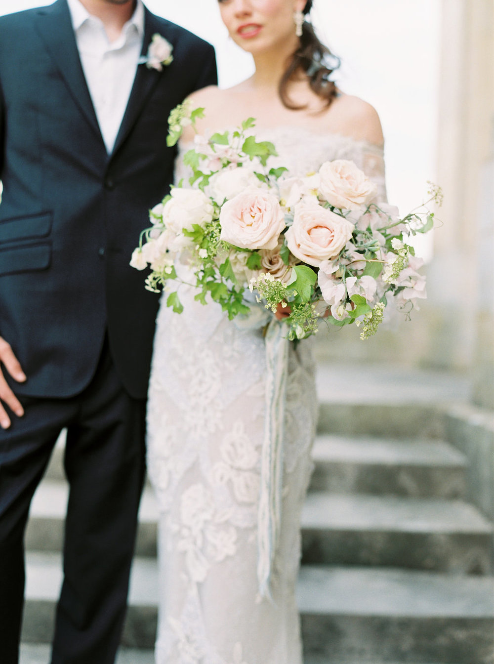 A Wedding in Versailles by Trille Floral