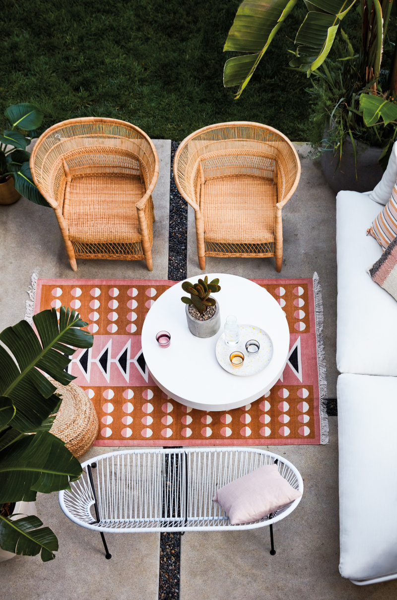 At Home With: Garance Doré, Los Angeles