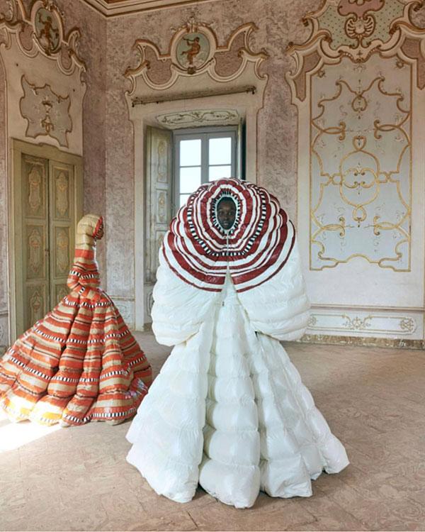 Moncler Genius Collection: Pierpaolo Piccioli & Liya Kebede