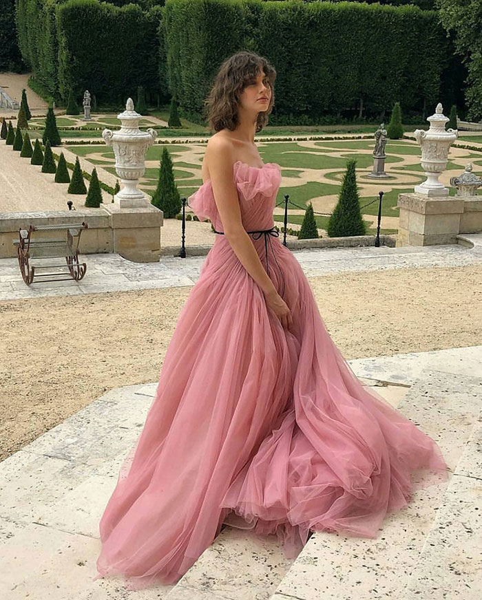 Fashion: Pink Tulle Dreams by Monique Lhuillier